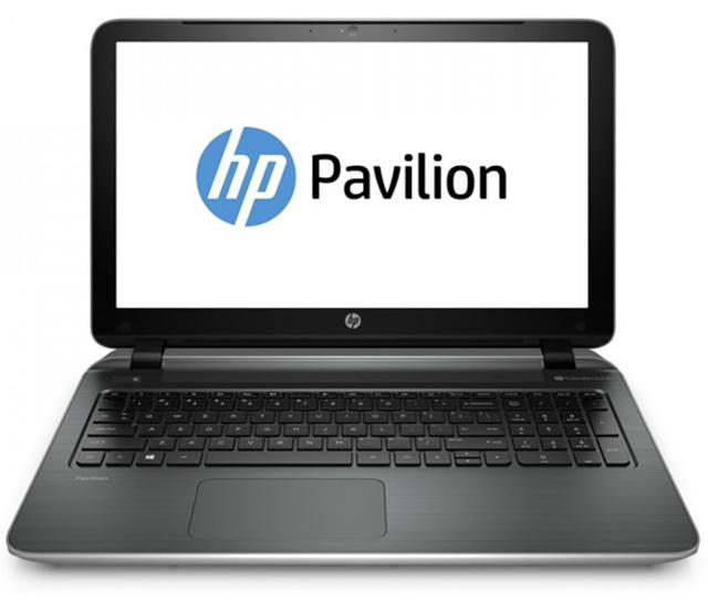 Máy tính xách tay HP Notebook 15-ay052TX X3C06PA - Silver