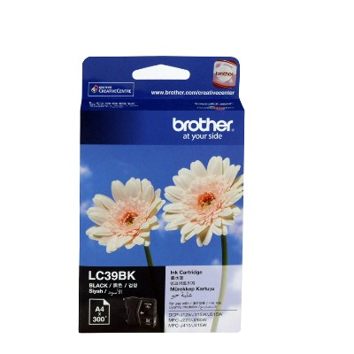 Mực in Brother LC 39Bk Black Ink Cartridge (LC39BK)