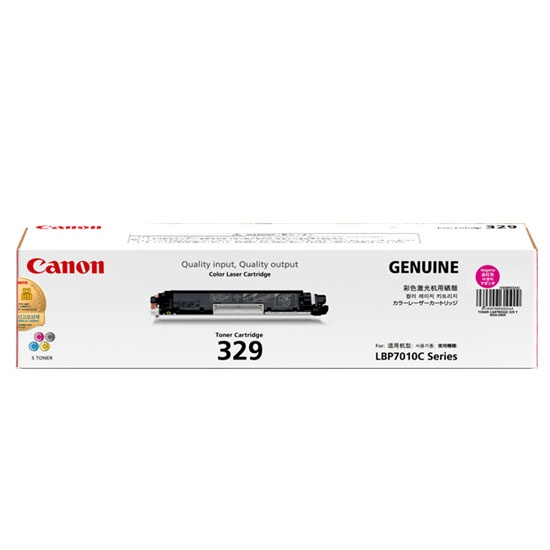 Mực in Canon 329 Magenta Toner Cartridge