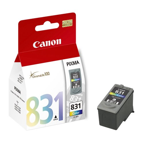 Mực in Canon CL 831 Color Ink Cartridge