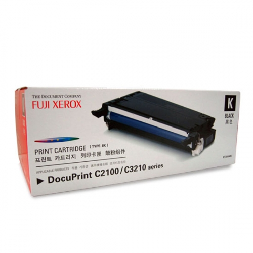 Mực in Fuji Xerox CT350485 Black Toner Cartridge (CT350485)