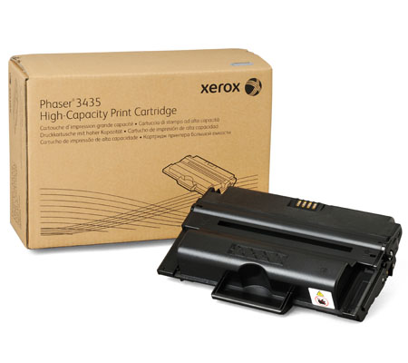 Mực in Fuji Xerox Phaser 3435D, Black Toner Cartridge (CWAA0763)