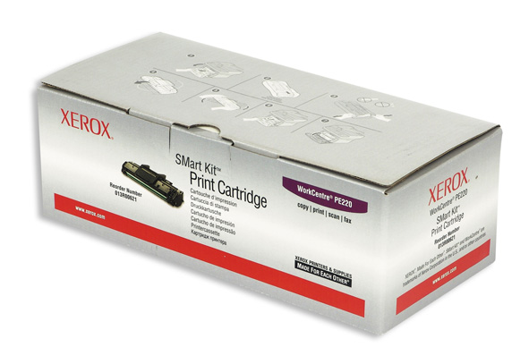 Mực in Fuji Xerox WorkCentre PE220, Black Toner Cartrdge (CWAA0683)