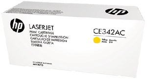 Mực in HP CE342AC Yellow Original Laserjet Toner Cartridge (CE342AC)