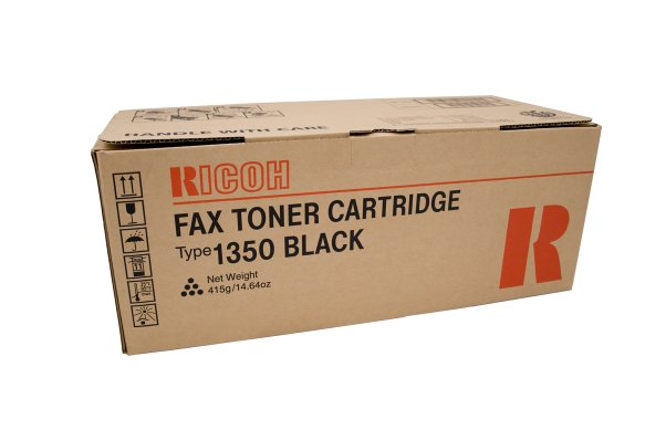 Mực in Ricoh Type 1350 Fax Toner Cartridge