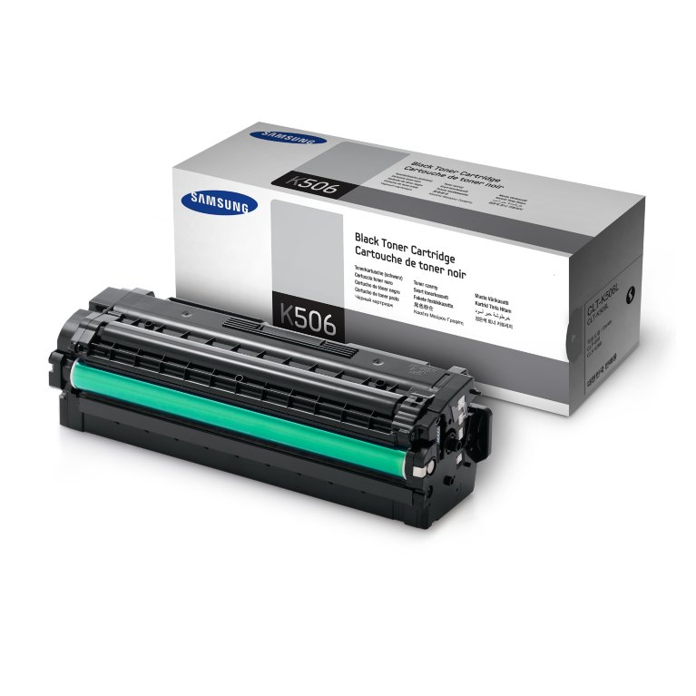 Mực in Samsung CLT-K506S Black Toner (2,000 pages)