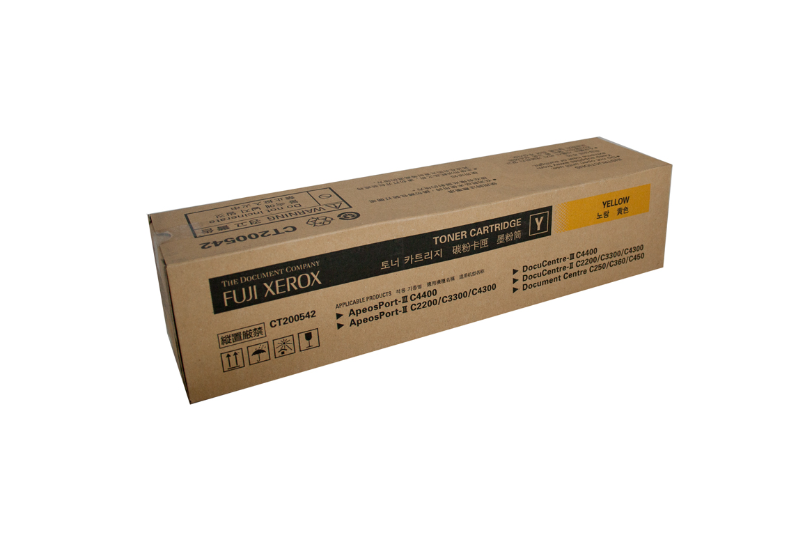 Mực vàng Photocopy Fuji Xerox DocuCentre DC II C3300 (CT200542)