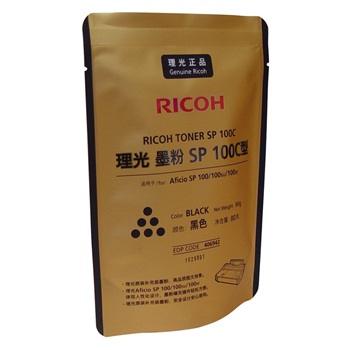 Nạp mực máy in Ricoh SP-100SU, Black Tone Cartridge (047334)