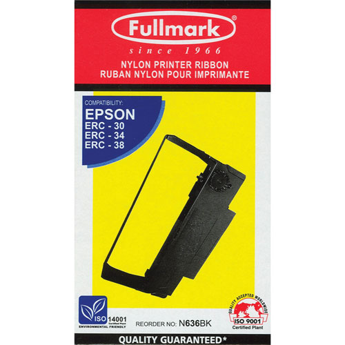 Ruy băng Fullmark ERC-27 Black Ribbon Cartridge (N635BK)