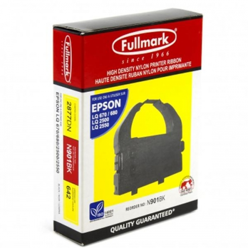 Ruy băng Fullmark LQ 680 Black Ribbon Cartridge (N901BK)